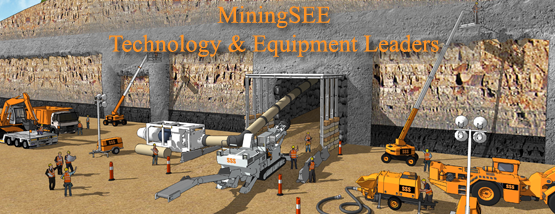 Mining SEE Technology & Equipment Leaders